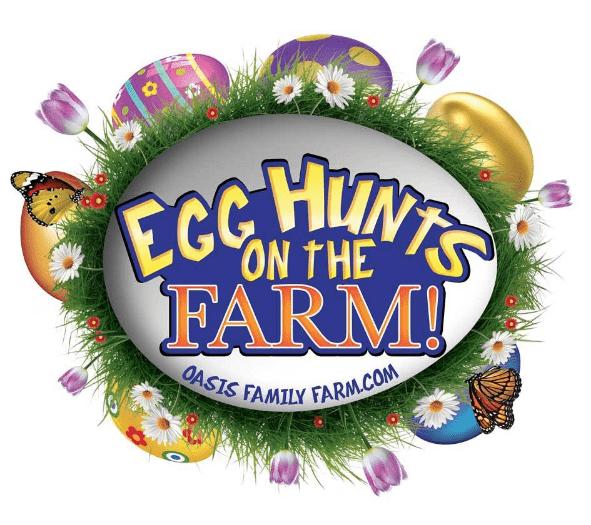 easter egg hunt near me